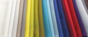 Muestrario tapicerias de colores